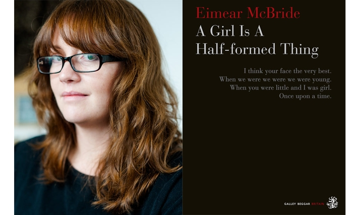 In conversation with EIMEAR MCBRIDE