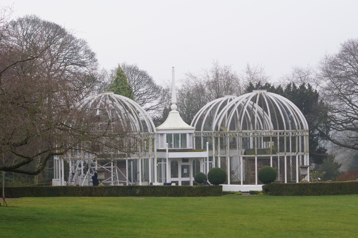 The Birmingham Botanical Gardens